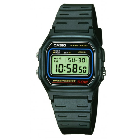 Casio Collection férfi karóra W-59-1VQES