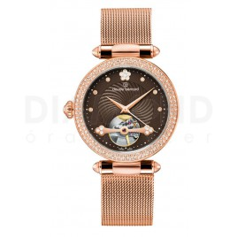 Claude Bernard Dress Code Open Heart női karóra 8502337RPMBRPR