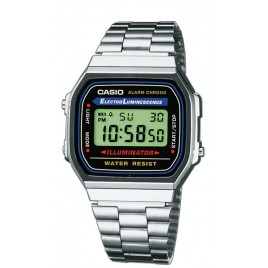 Casio Retro unisex karóra  A168WA-1YES